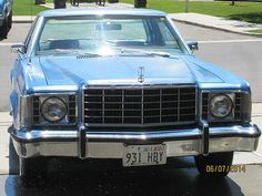 88 Best Ford Granada Mercury Monarch And Lincoln Versailles Images