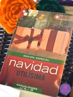 Artesanías para navidad. Linea de Utilisima. Valor $ 60.