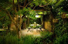 PAGE | DUKE LANDSCAPE ARCHITECTS - Garden District - NOLA #Patio #Dining