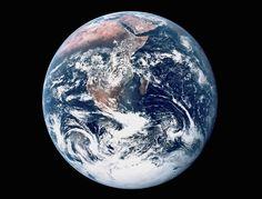 La NASA toma una nueva foto de toda la Tierra después de 43 años
