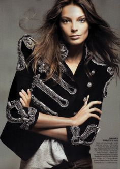 Daria Werbow by David Sims for Vogue US May 2009 _me love J