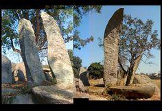 The Nartiang Monoliths site, Jaintia Hills, Meghalaya