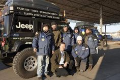 """expedition """"Paris - New York Transcontinental"""": team at frontier Mongolia - Russia New Paris, Mongolia, Russia, Monster Trucks, New York, Adventure, New York City, Adventure Movies, Nyc"""