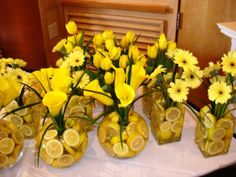 Some 2009 research proved that smelling citrus dramatically increases our charitable nature.  http://www.redappleauctions.com/auction-centerpiece-ideas-lemon-scent/