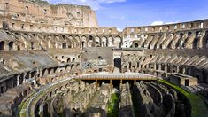 Discover the roman ruins of Rome, Italy! From the Coliseum, to the Parthenon, to the ancient Roman Forum, to Villa dei Quintili and much much more! Famous Buildings, Pompeii, Ancient Rome, Buckingham Palace, Rome Italy, Travel And Leisure, Roman Empire, Italy Travel, Places Ive Been