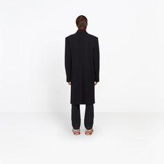 BALENCIAGA Coats U Double Breasted Coat h