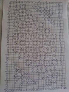 Croche com grafico