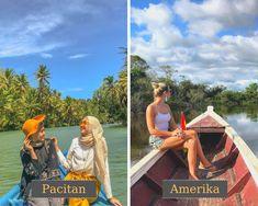 Sungai Maron di Pacitan = Sungai Amazon di Amerika Selatan #judionline #bandarjudi #bolatangkas #8tangkas #jackpot