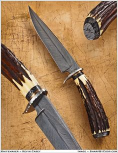 Photos SharpByCoop • Gallery of Handmade Knives - Page 35