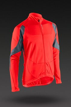 image of Sugoi Men's RS Zero L/S Jersey in Chilired