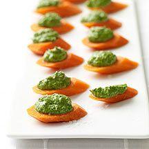 Creamy Spinach Parmesan Dip