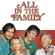 All In The Family TV Show. Gee our old La Salle ran great,  those were the days ...