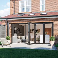 Warmcore Homes have protected over homes since find out more about our Aluminium Windows and Bi folding Doors & Residential doors House Extension Plans, House Extension Design, Extension Designs, Roof Extension, House Design, Extension Ideas, Door Design, Bungalow Extensions, Garden Room Extensions