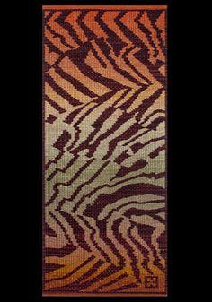 Grand Staircase - x Artist: Connie Enzmann-Forneris Small Tapestry, Grand Staircase, Tapestry Weaving, Tapestries, Animal Print Rug, Hand Weaving, Carpet, Rugs, Artist