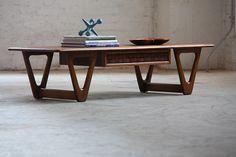 Photogenic Mid Century Modern Lane Perception Walnut & Oak…   Flickr