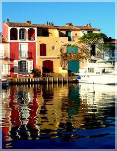 Port-Grimaud France