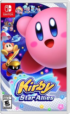 Pre-order NEW Kirby Star Allies Standard Edition Nintendo Switch2018 free ship: $59.99 End Date: Sunday Apr-1-2018 19:44:21 PDT Buy It Now…