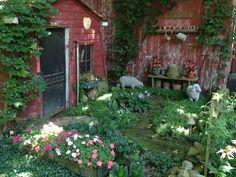 Shade Garden, Suffield Ohio