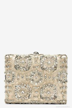 Alexander Mcqueen for Women Collection Book Clutch, Clutch Purse, Beige, Alexander Mcqueen Handbags, Wedding Clutch, Textiles, Moda Fashion, Womens Purses, Beautiful Bags
