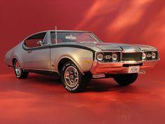 1968 Hurst Oldsmobile 442