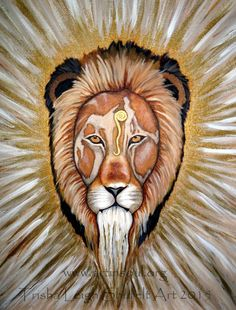 Tribute to Cecil the Lion Original Acrylic Painting 16x20 Canvas Panel by ArtInSoulorg on Etsy