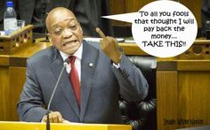awesome Time for Zuma to get his day in court It is now time for President Jacob Zuma to stop the foot-dragging – which has cost the public millions of rands – and to accept he must now answer for the 783 charges of corruption, fraud, racketeering and money laundering in a Court of Law.  https://www.sapromo.com/time-for-zuma-to-get-his-day-in-court/10733