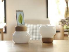 Mushroom Lamp – Une nouvelle façon de charger votre smartphone