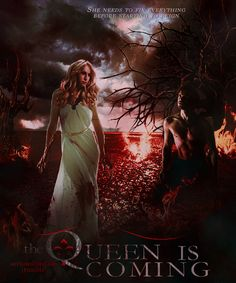 The Queen Is Coming (5/∞) She needs to fix everything before starting to reign