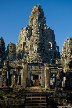 """""""Angkor Wat Temple"""" - Angkor,  Cambodia."""