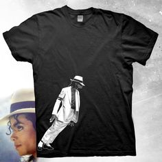 Michael Jackson Smooth Criminal Lean High Quality T-Shirt #PortCompany #GraphicTee
