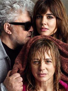O drama mais seco de Almodóvar Com 'Julieta', seu vigésimo filme, o cineasta volta ao universo feminino, seu preferido
