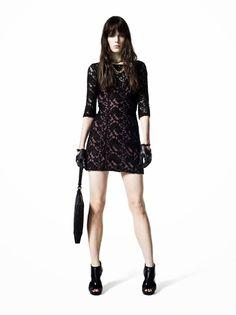 LACE DRESS SISLEY
