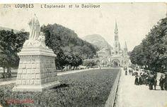 Cartoline di Lourdes 64