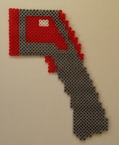 Perler ghost hunting equipment - Infrared thermometer.