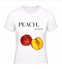 """Roses are red, peaches are sweet, just talking bullshit, this shirt is all you need.""-Peach Shirt/ Design/ Blogger/ Fruit Fashion Peach Shirt, Bullshit, Peaches, Red Roses, Shirt Designs, Fruit, Sweet, Mens Tops, T Shirt"