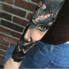 Beautiful sleeve