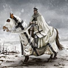 medieval - Knight of the Teutonic order Medieval Knight, Medieval Fantasy, Knight Orders, Crusader Knight, Anime Military, Classical Antiquity, Knight Art, Early Middle Ages, Chivalry