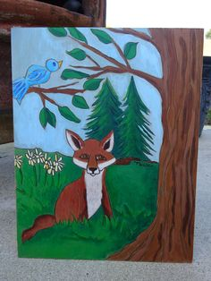 Mr. Fox by Toula