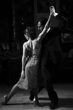 Lovely tango lines