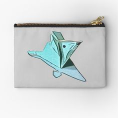 Origami Mouse, Gifts For Family, Zipper Pouch, Are You The One, Printed, Awesome, Stuff To Buy, Art, Products