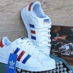 brand new 88bc8 6d98a Tênis Adidas Superstar Foundation. Tênis Adidas Superstar saiu das quadras  de basquete da década de