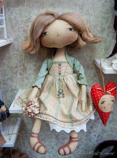 кукольный мир текстильные куклы ручной работы: 13 тыс изображений найдено в Яндекс.Картинках