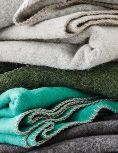 Abode Living - Blankets and Throws - Veldt Alpaca Felt Throws  - Abode Living