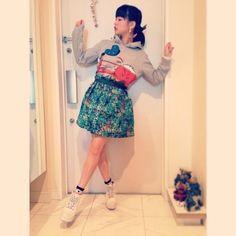 新垣里沙『TODAY Style』