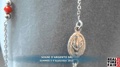 Sogni d'Argento at Summer show 2015. Discover their collections at booth 1115 at Palakiss Vicenza.