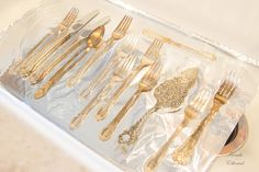 French Ethereal: Cleaning Silver the Easy Way for Your Holiday Tabl...