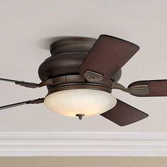 "54"" Casa Bravado Oil-Rubbed Bronze Ceiling Fan"