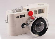 LEGO Leica M8 Camera | Highsnobiety ($500-5000) - Svpply