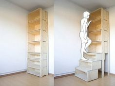 Stair of the Week: stairCASE, by Danny Kuo