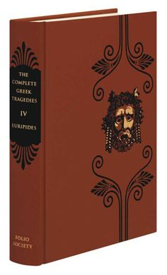 The Complete Greek Tragedies | Folio Illustrated Book